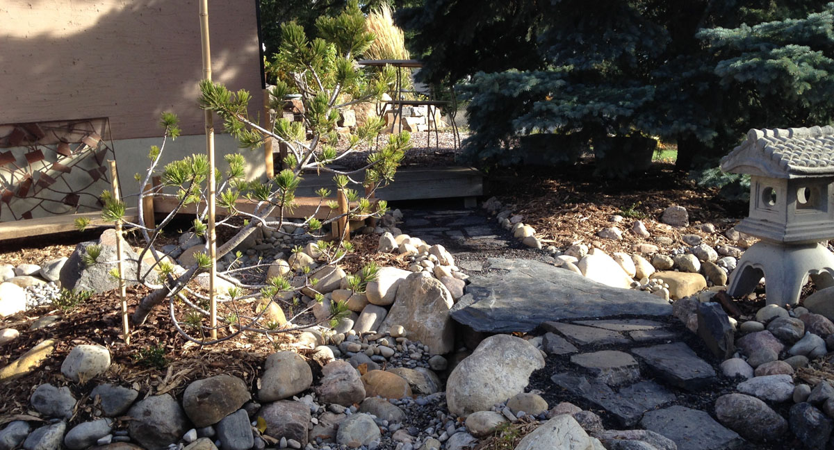 edible zen garden